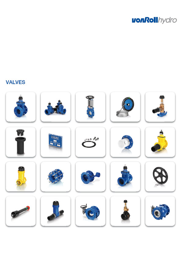 Download the valve and fittings catalogue as a PDF