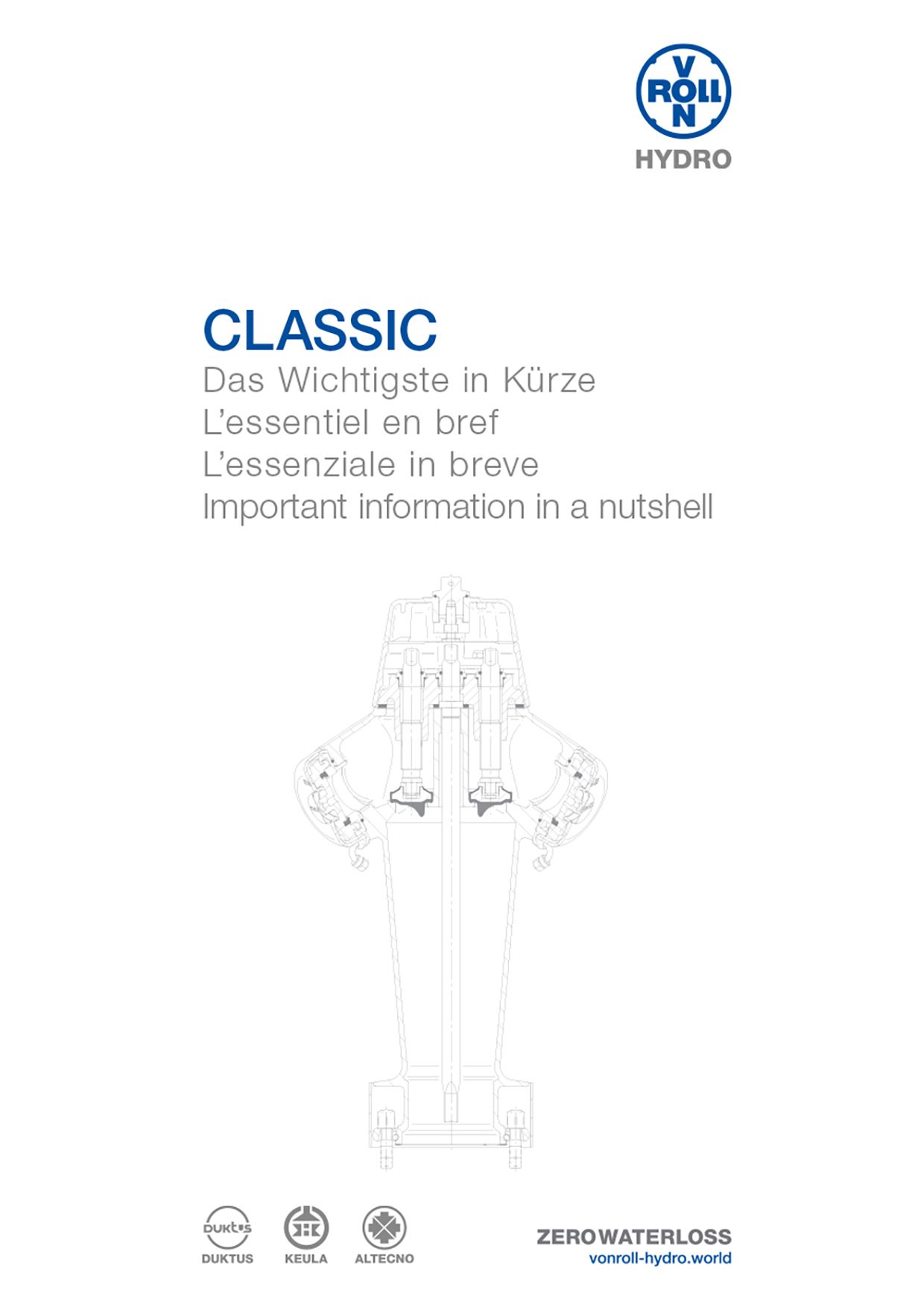 Download the checklist CLASSIC as a PDF