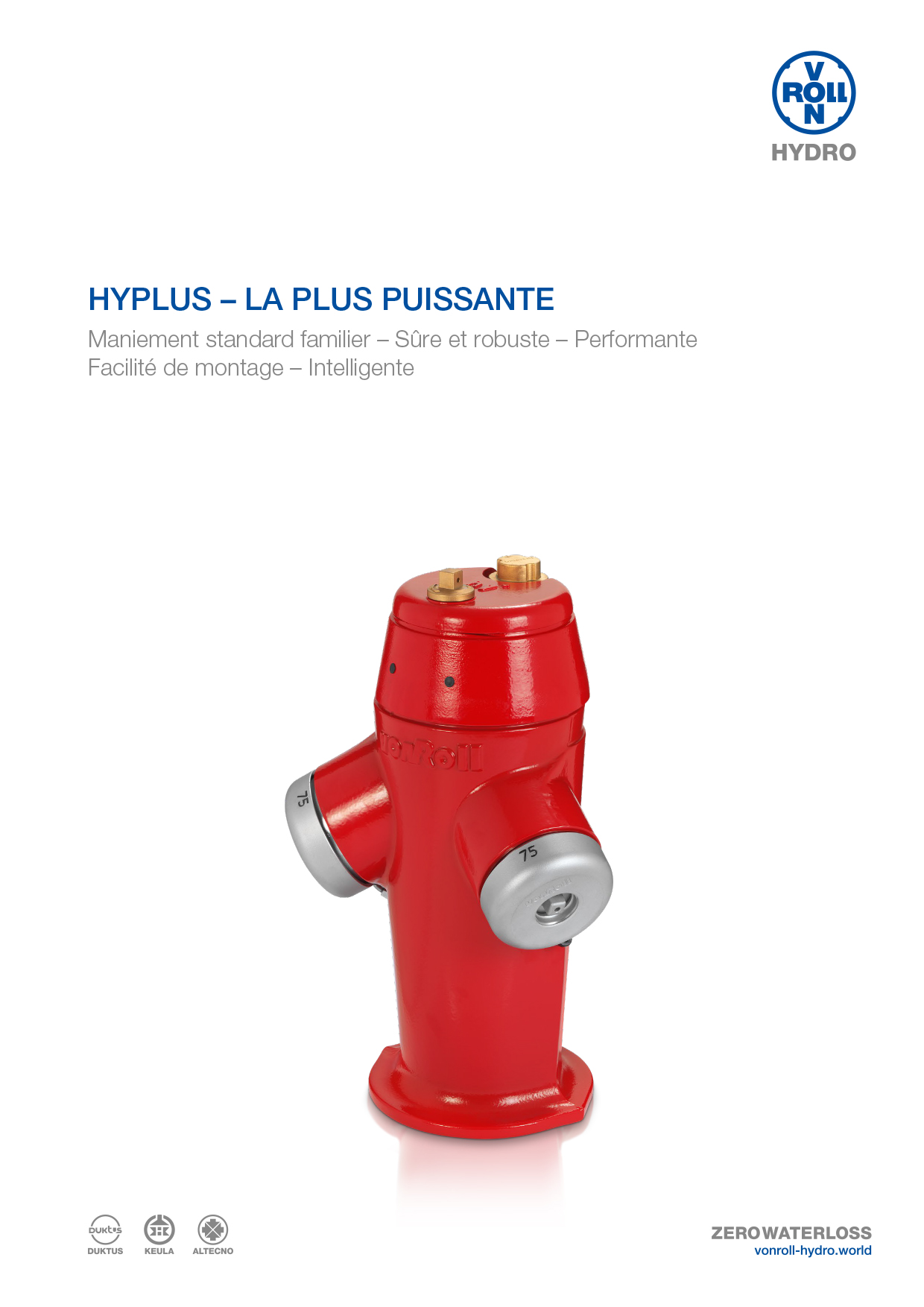 Télécharger la catalogue HYPLUS en PDF