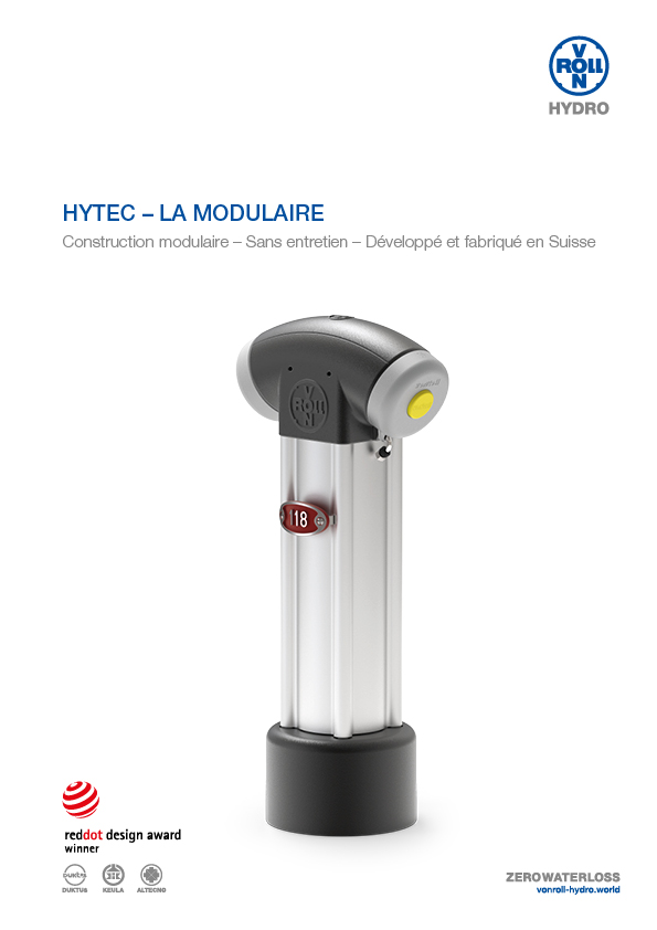 Télécharger la catalogue HYTEC en PDF